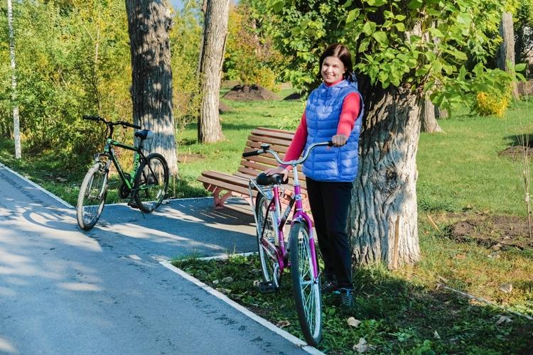 Велопрокат в санатории Озеро Карачи