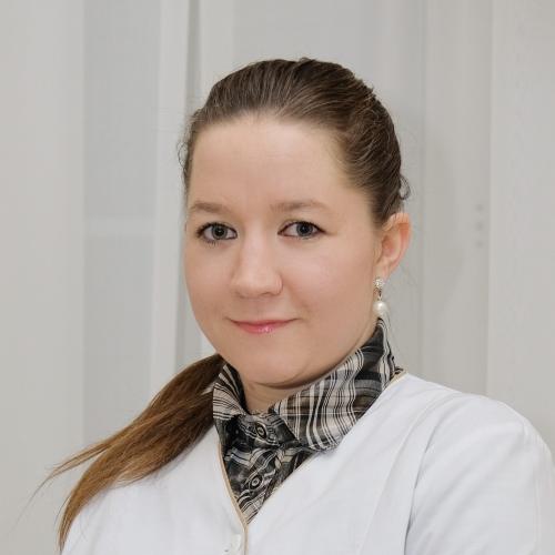 Шарыбкина Анастасия Валерьевна