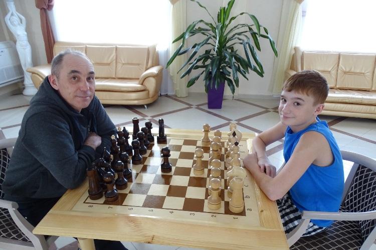 3. Игра в шахматы